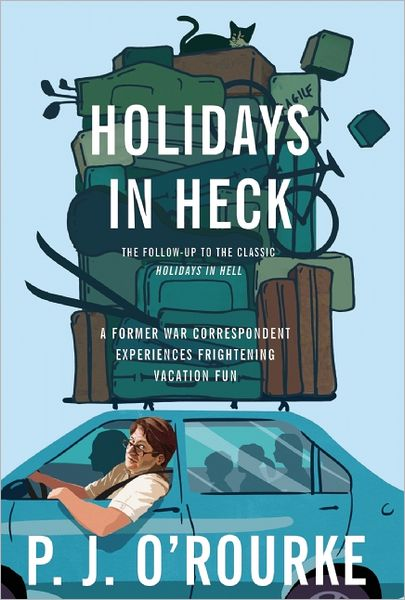 Holidays in Heck book cover