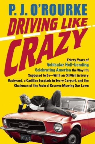 Driving Like Crazy book cover