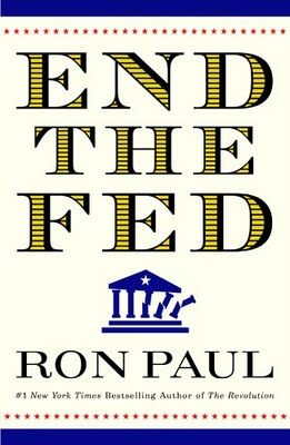 End the Fed book cover