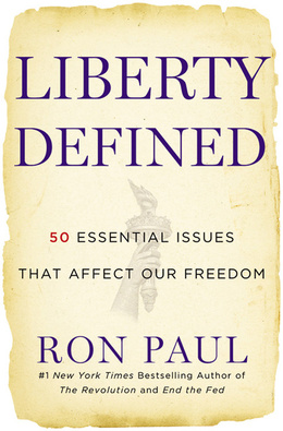 Liberty Defined book cover