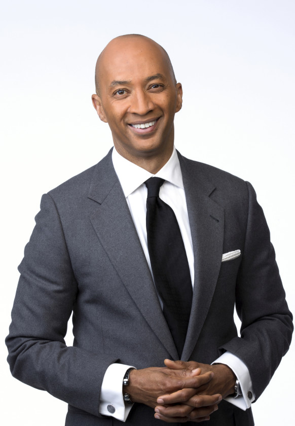 Byron Pitts headshot