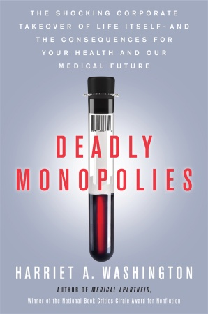 Deadly Monopolies book cover