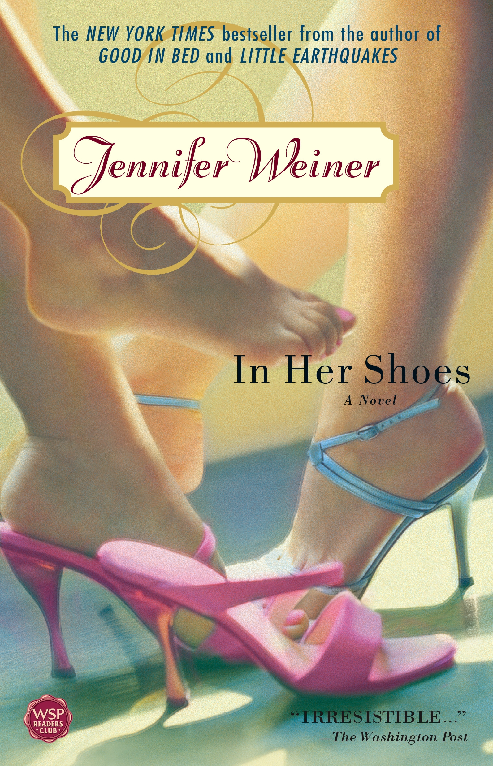 In Her Shoes book cover
