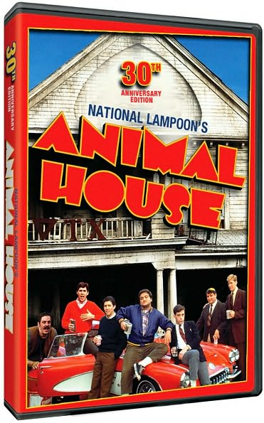 National Lampoon's Animal House DVD cover