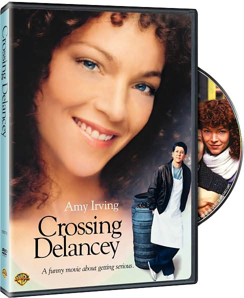 Crossing Delancey DVD cover
