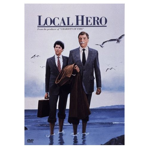 Local Hero movie poster