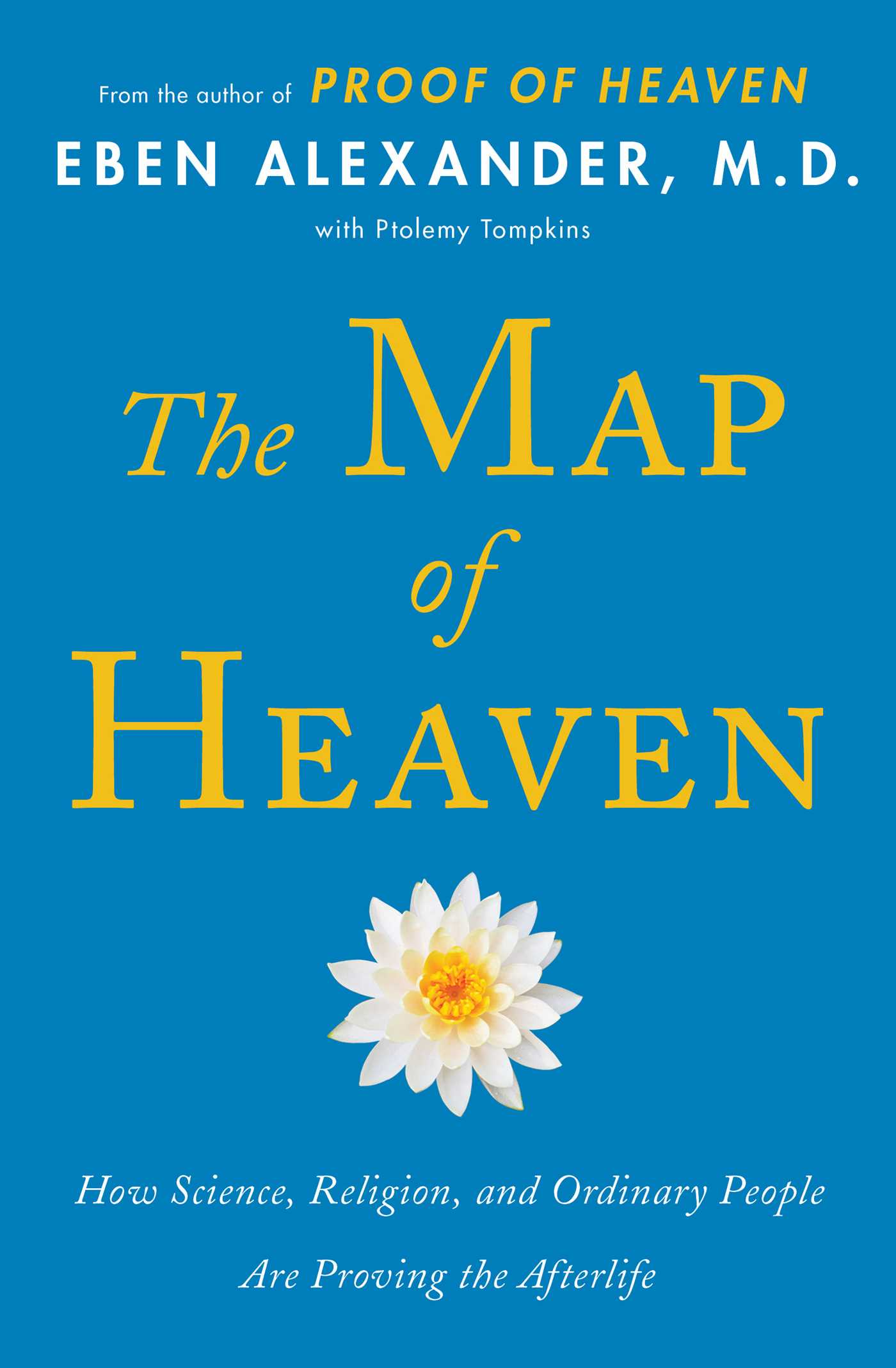 The Map of Heaven book cover