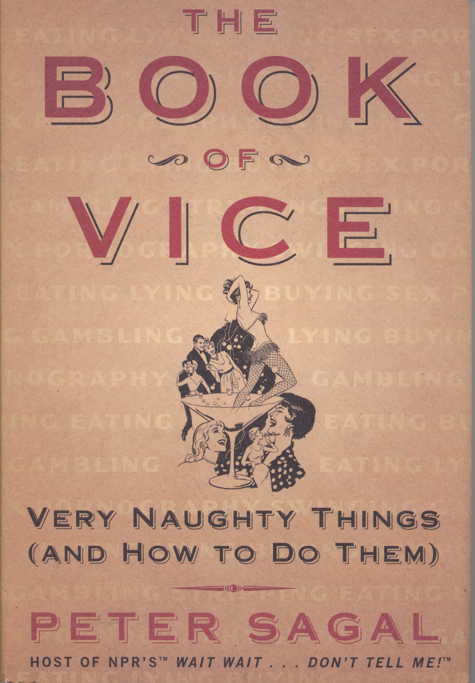 The Book of Vice book cover