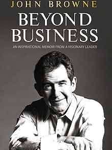Beyond Business book cover