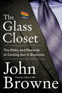 The Glass Closet book cover