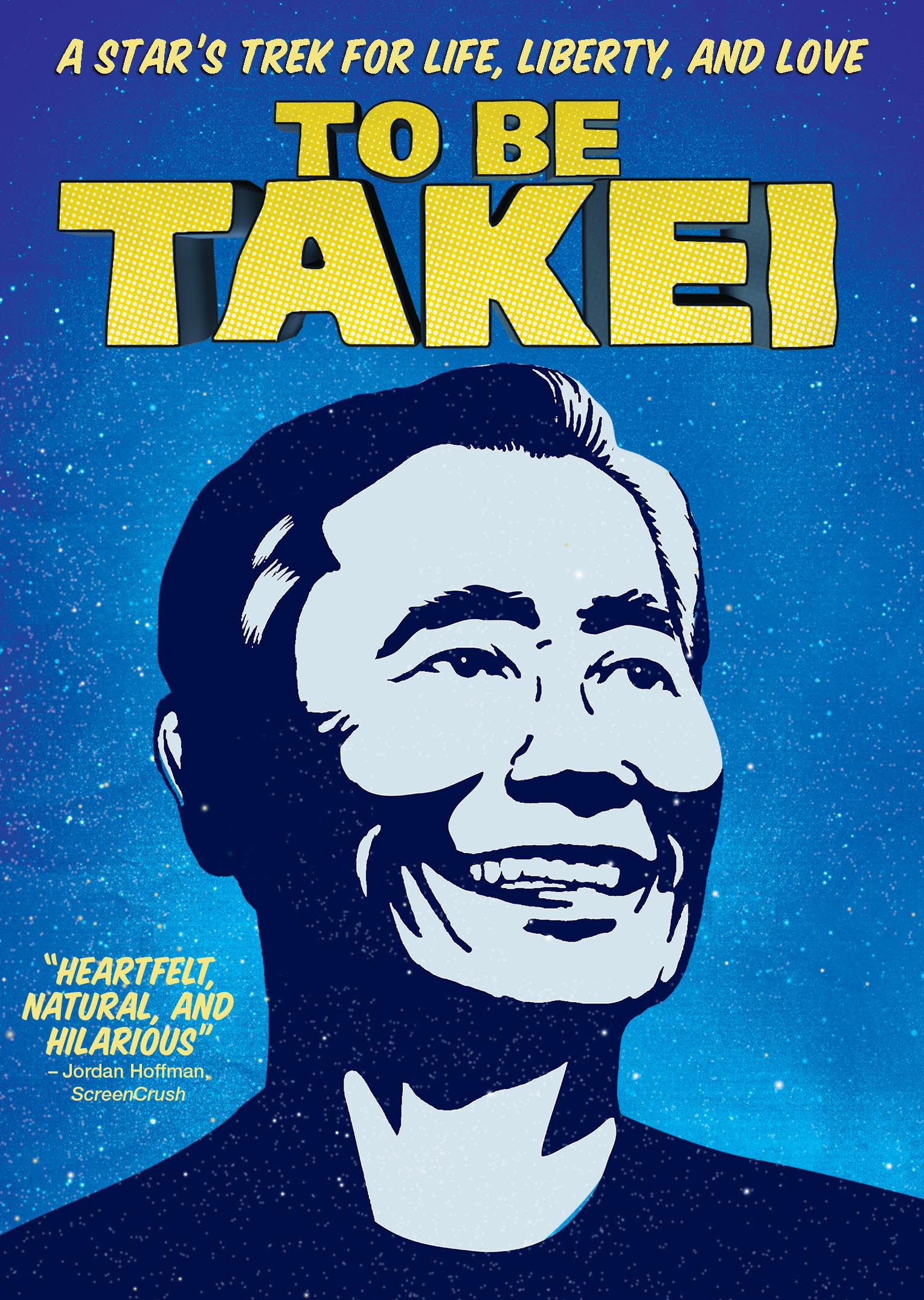 To Be Takei DVD cover