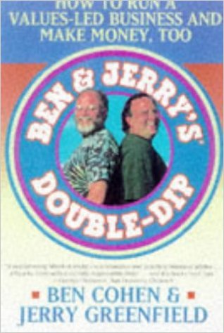 Ben & Jerry's Double-Dip book cover