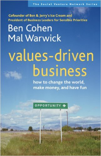 Values-Driven Business book cover