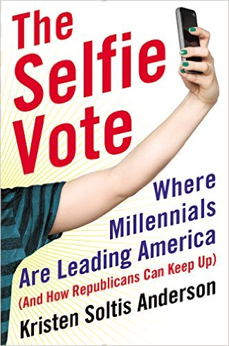 The Selfie Vote book cover