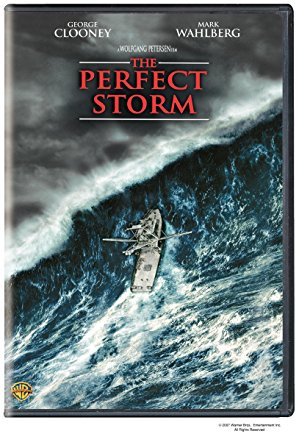 The Perfect Storm DVD cover
