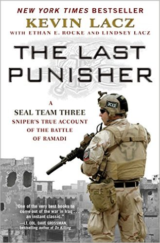 The Last Punisher book cover