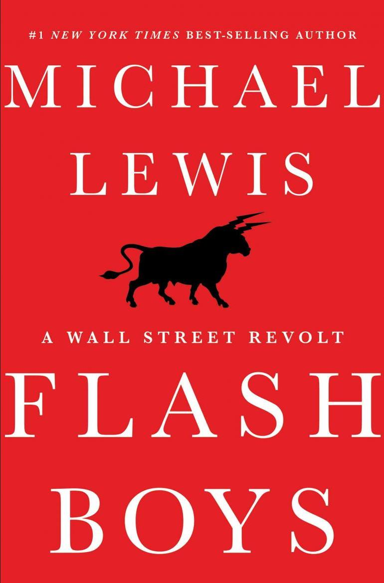 Flash Boys book cover