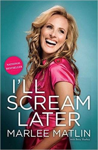 I'll Scream Later book cover