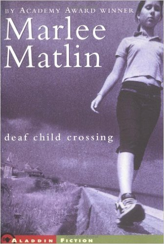 Deaf Child Crossing book cover