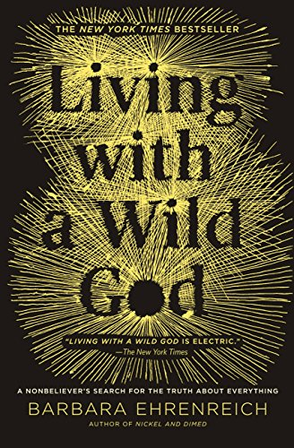 Living with a Wild God book cover