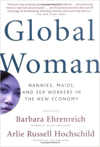 Global Woman book cover