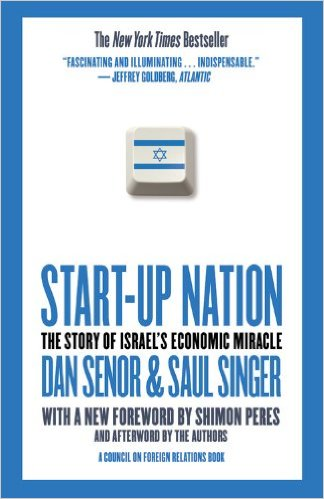 Start-up Nation book cover