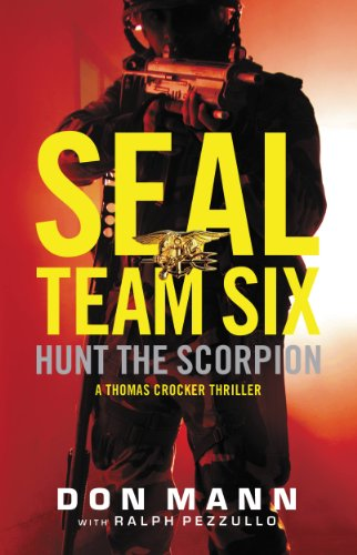 SEAL Team Six: Hunt the Scorpion book cover