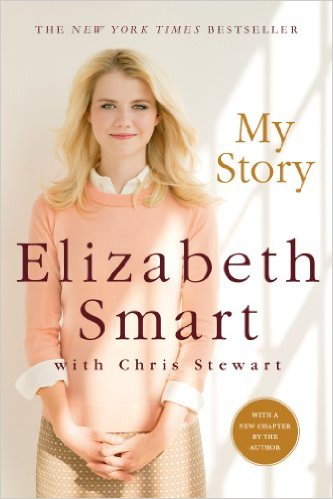 Elizabeth Smart My Story book cover