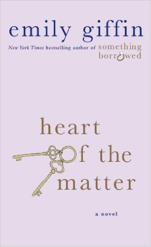 Heart of the Matter: A Novel book cover
