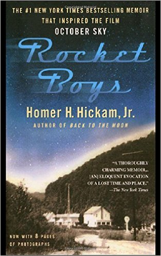 Rocket Boys book cover