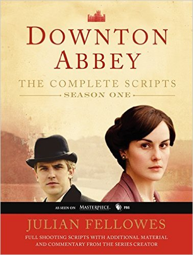 Downton Abbey Script Book Season 1 book cover