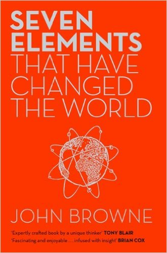 Seven Elements That Have Changed the World book cover
