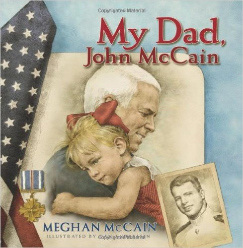 My Dad, John McCain book cover