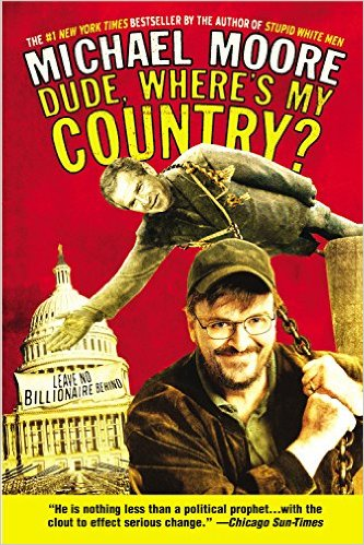 Dude, Where's My Country? book cover