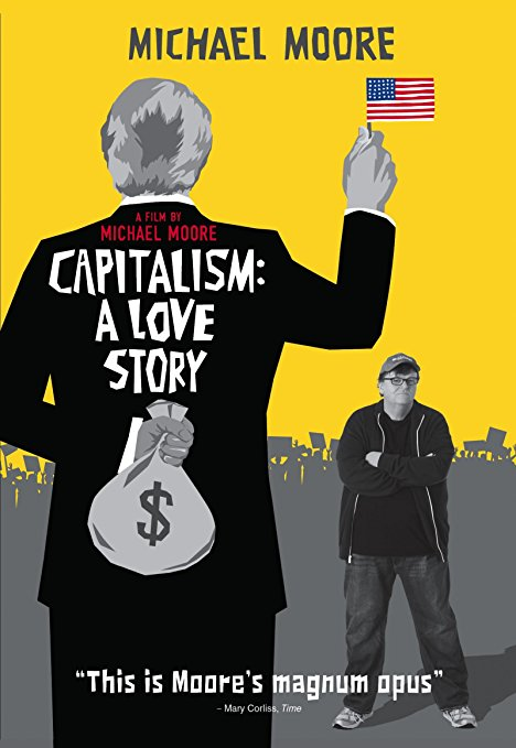 Capitalism: A Love Story book cover