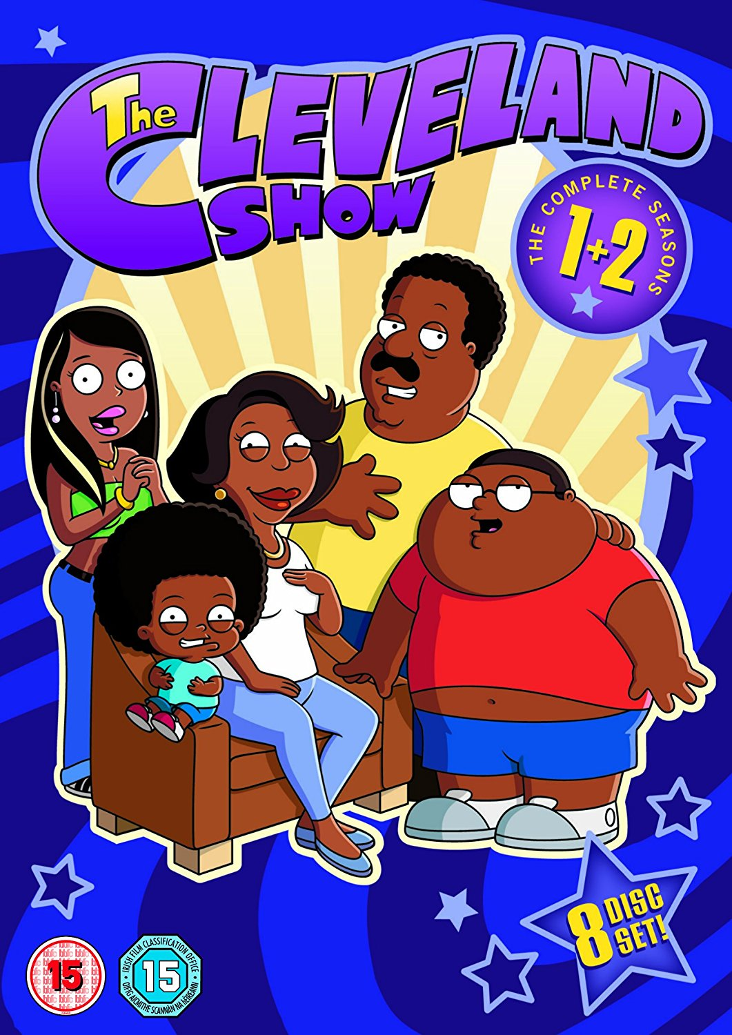 The Cleveland Show DVD cover