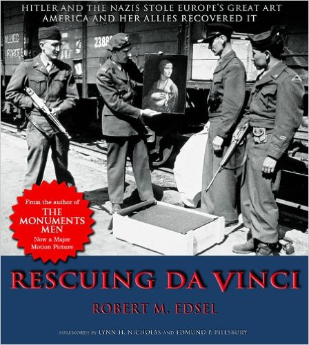 Rescuing DaVinci book cover