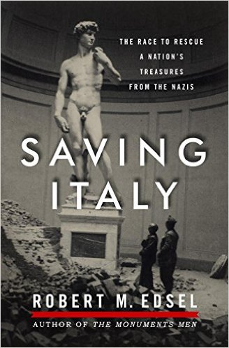 Saving Italy book cover