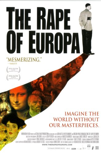 The Rape of Europa movie poster