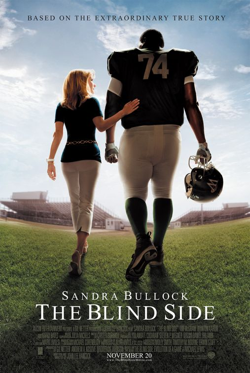 The Tuohy Family: The Blind Side movie poster