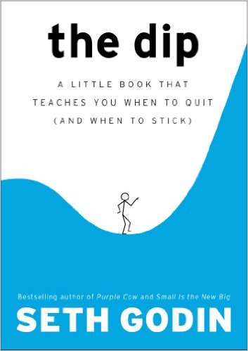 The Dip book cover
