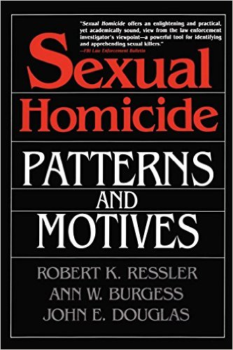Sexual Homicide book cover