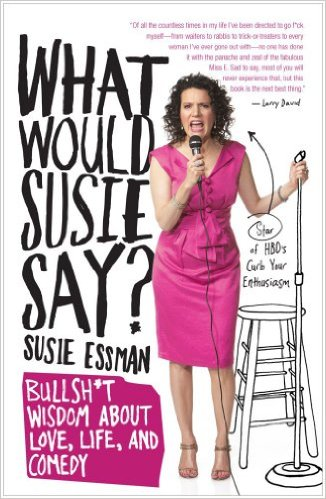What Would Susie Say book cover