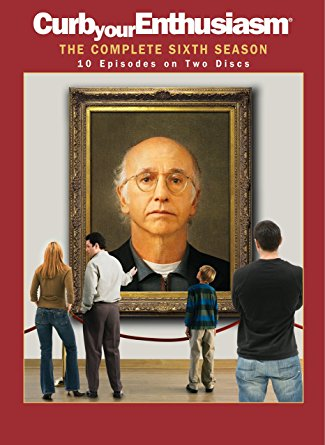 Curb Your Enthusiasm: Season 6 DVD cover