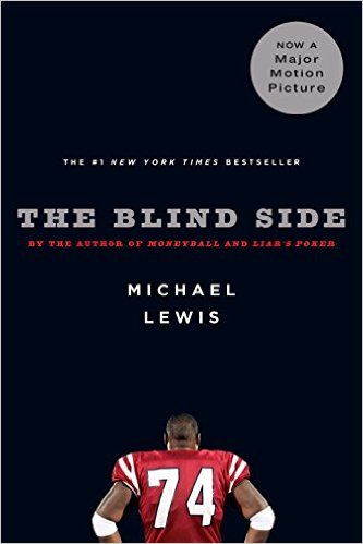 The Blind Side book cover