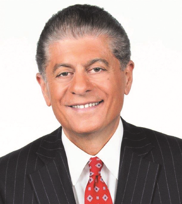 Judge Andrew P. Napolitano headshot