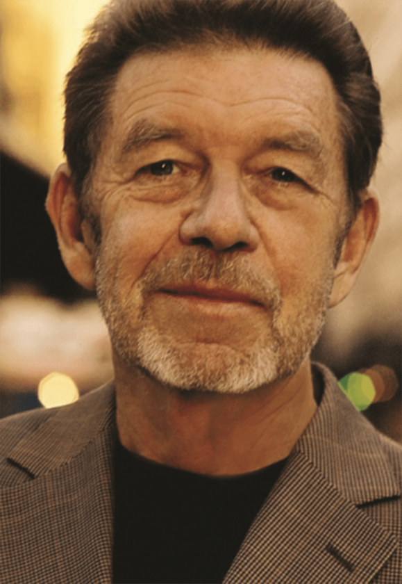 Pete Hamill headshot
