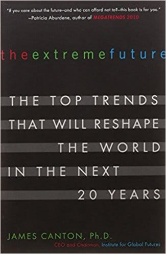 The Extreme Future book cover