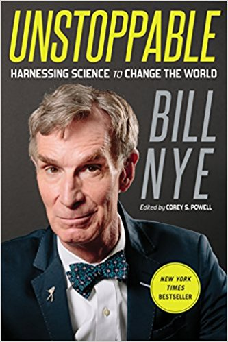 Unstoppable: Harnessing Science to Change the World book cover