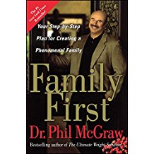 Family First book cover